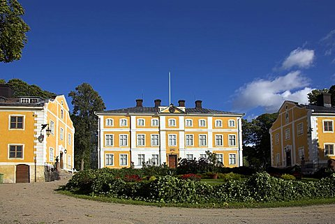 Manor House palace, Julita Museum of Agriculture, Julita, Sweden, Scandinavia, Europe