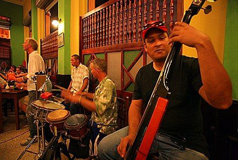 Bar Lluvia de Oro, Havana, Cuba, West Indies, Central America