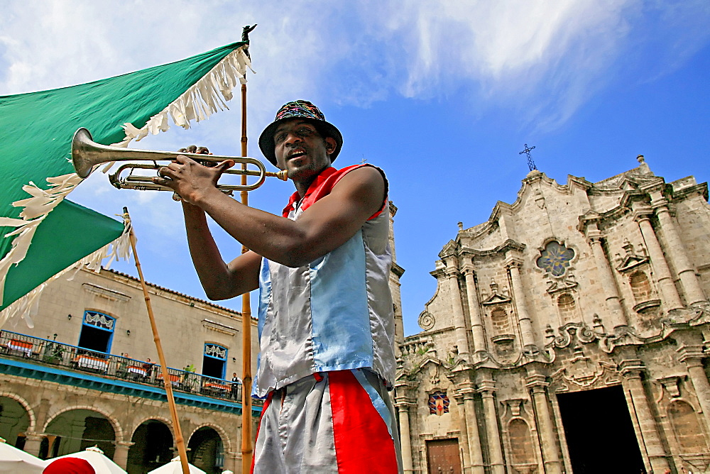 Tumblers, Havana, Cuba, West Indies, Central America