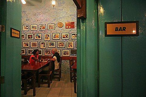 La Bodeguita del Medio, Havana, Cuba, West Indies, Central America