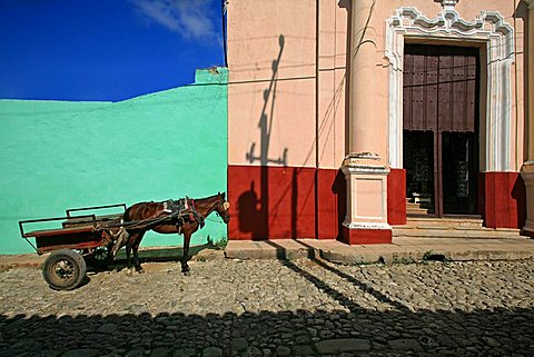 Trinidad, Cuba, West Indies, Central America