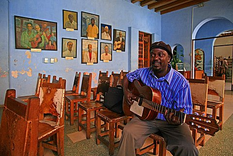 Casa della Musica, Santiago de Cuba, Cuba, West Indies, Central America