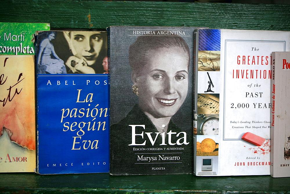 La Escalera library, Santiago de Cuba, Cuba, West Indies, Central America