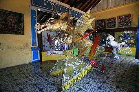 Museo del Carnaval, Santiago de Cuba, Cuba, West Indies, Central America