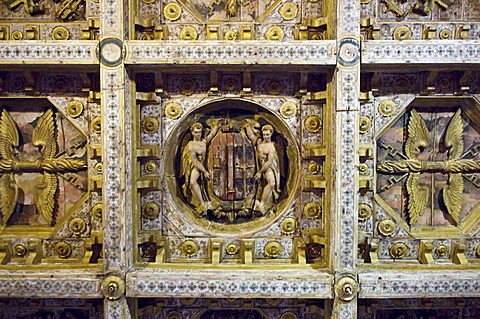 Palazzo ducale, Sabbioneta, Lombardy, Italy
