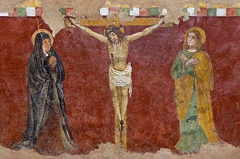 San patrizio sanctuary, Colzate, Lombardy, Italy
