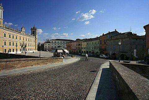The Ducal Palace of Colorno also know as Reggia di Colorno, 18th Century, Colorno, Parma, Emilia Romagna, Italy