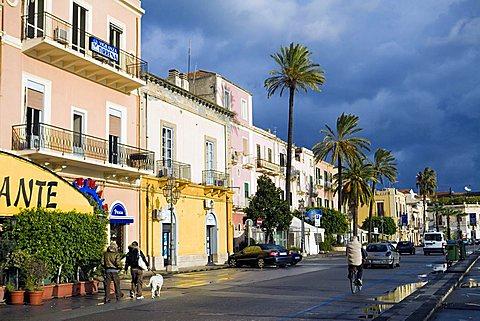 Daily life, Milazzo, Sicily, Italy
