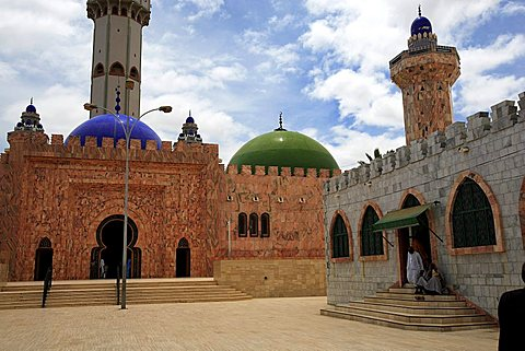Great Mosque, Touba, Republic of Senegal, Africa