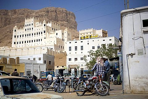 Sultan Palace, Seyun, Yemen, Middle East
