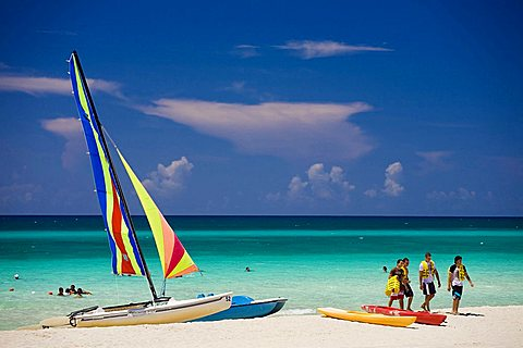 Varadero, Matanzas, Cuba Island, West Indies, Central America