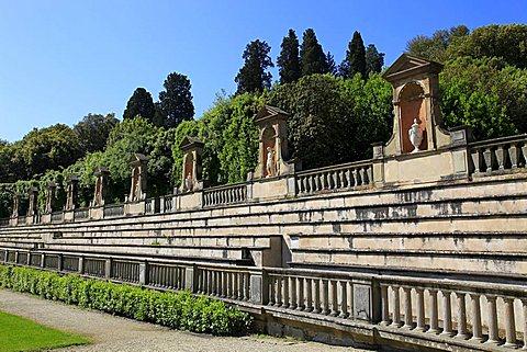 Boboli Gardens, Florence,Tuscany,Italy