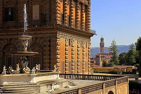 Pitti Palace, Florence,Tuscany,Italy