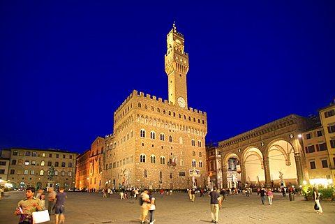Palazzo Vecchio, Florence,Tuscany,Italy