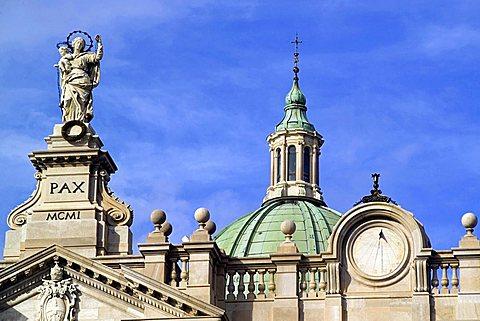 Basilica of San Vitale, Ravenna, Emilia Romagna, Italy