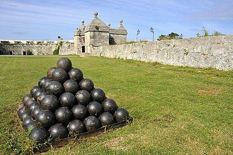Castillo de los Tres Santos Reyes del Morro, La Habana, Cuba, West Indies, Central America
