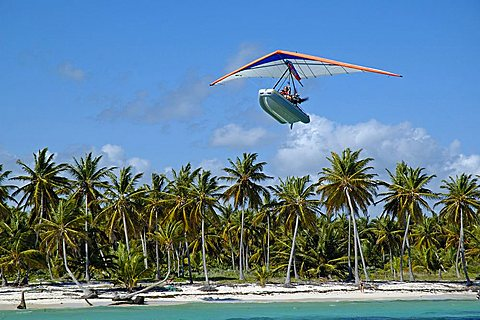 Flying boat, Punta Cana, Dominican Republic, West Indies, Central America