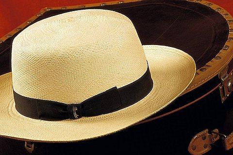 Panama hat, Provence, France, Europe