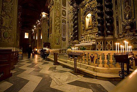Saint Biagio Basilica, Finalborgo, Ligury, Italy, Europe