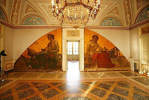 Modern Art Museum, Villa Reale, Galleria d'Arte Moderna, Via Palestro 16, Milan, Lombardy, Italy, Europe