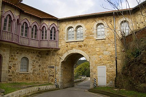 Il Castello 1870, old office, Montevecchio Mine, Ingurtosu, Arbus, Medio Campidano, Sardinia, Italy