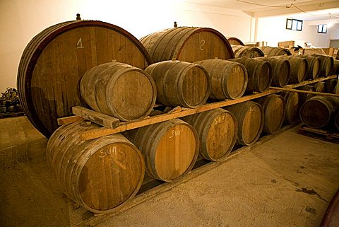 Santa Barbara cellar, San Pietro Vernotico, Puglia, Italy