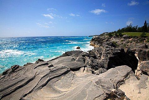 Stonehole Bay, Bermuda, Atlantic Ocean, Central America