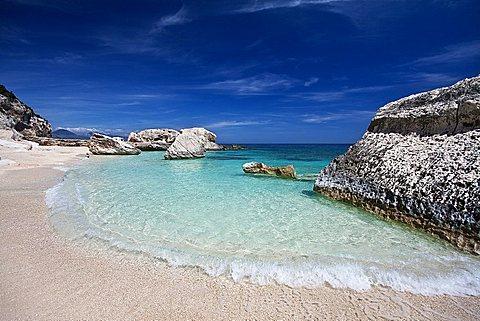 Cala Mariolu, Baunei, Sardinia, Italy, Europe