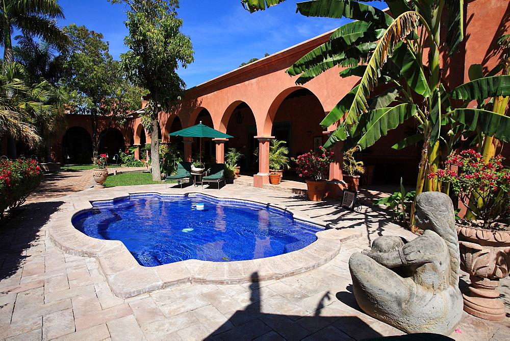 Country Club, Alamos, Sonora, Mexico, Central America