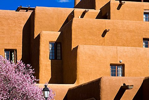 Loretto Chapel, Santa Fe, New Mexico, United States of America, North America