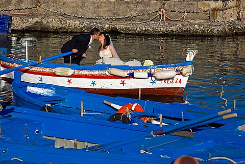Wedding, Acitrezza, Sicily, Italy
