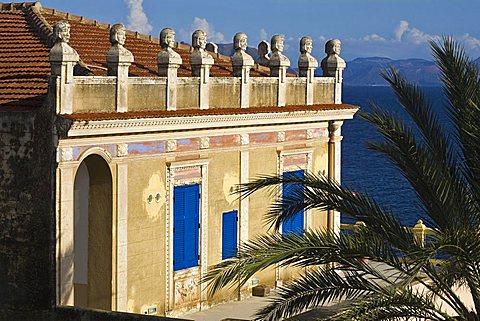 L'Ariana Hotel, Rinella Village, Salina Island, Messina, Italy, Europe