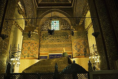 Mevlana Mausoleum, Konya, Turkey, Europe