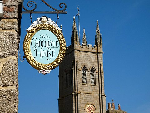 Saint Mary's Church, Penzance, Cornwall, England, Great Britain