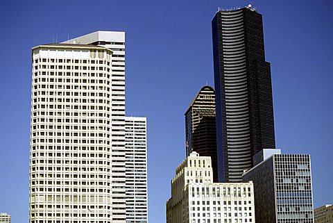 Cityview, Seattle, Washington State, USA