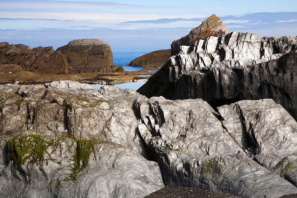 Rocks, Ilfracombe, North Devon, England, Great Britain