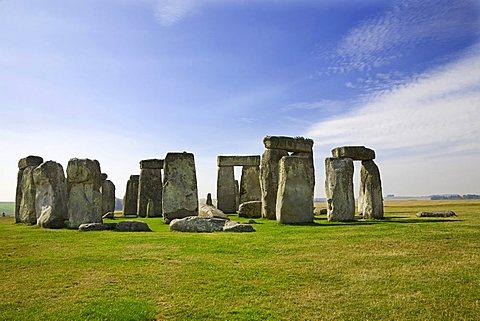 Stonehenge,UNESCO world heritage site, England, Great Britain