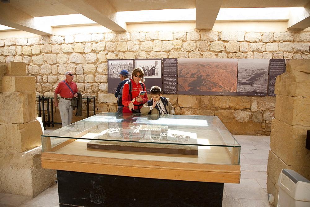 Middle East, Jordan, Mount Nebo, Mount Nebo is one of the most revered holy sites of Jordan, near Madaba