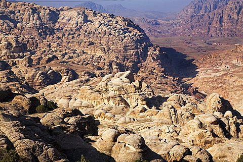 Middle East, Jordan, Petra, the ancient nabatean capital