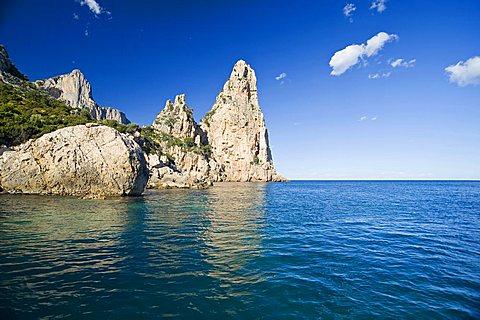 Pedralonga, Baunei, Ogliastra, Sardinia, Italy, Europe