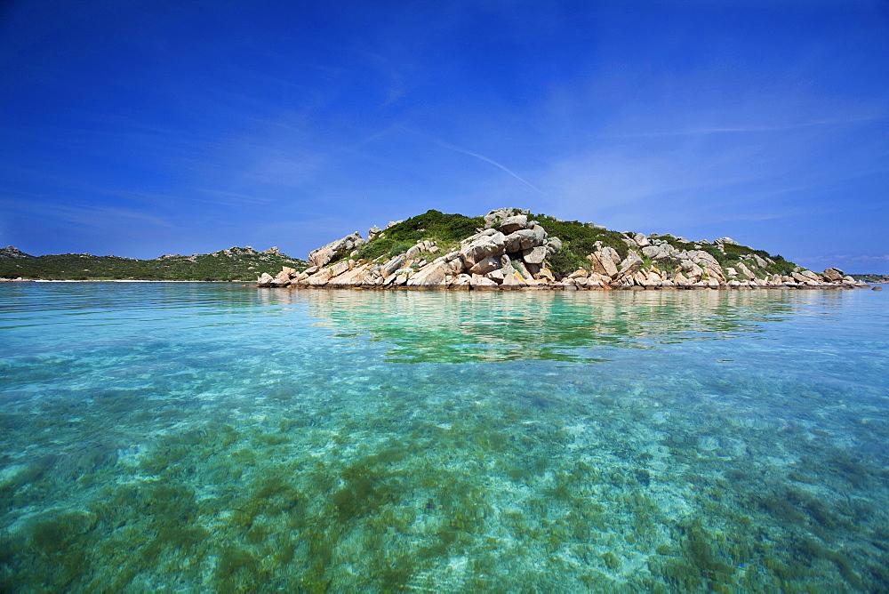 Isola della Carpa, Arcipelago della Maddalena, La Maddalena (OT), Sardinia, Italy, Europe