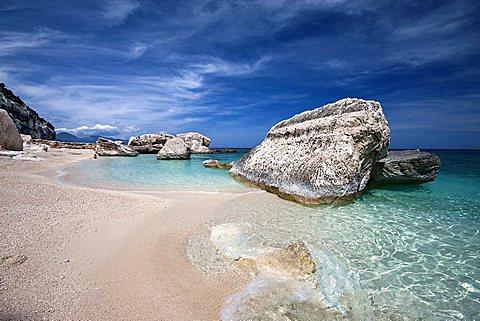 Cala Mariolu, Ispuligidenie, Baunei (OG), Sardinia, Italy