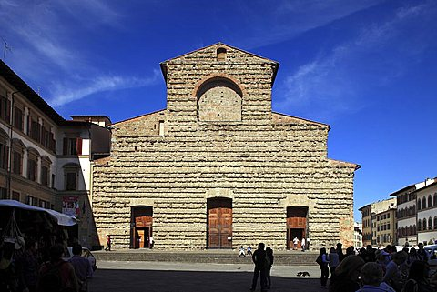 San Lorenzo church, Florence, Tuscany, Italy, Europe, UNESCO World Heritage Site