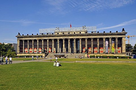 Altes Museum, Berlin, Germany, Europe