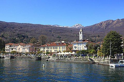 Baveno, Maggiore Lake, Piedmont, Italy