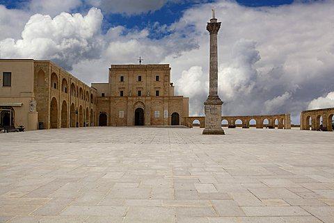 Santa Maria De Finibus Terrae sanctuary, Santa Maria di Leuca, Puglia, Italy