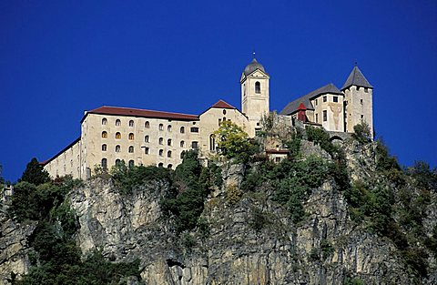 Castel Sabiona, Chiusa, Alto Adige, Italy