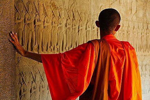 Angkor Wat, Cambodia, Southeast Asia