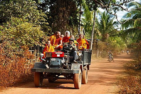 Ratanakiri, Cambodia, Southeast Asia
