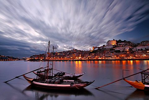 Oporto city, Douro river, Portugal, Europe